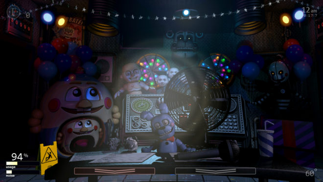Five Nights at Freddy's: Ultimate Custom Night