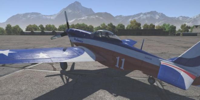 P-51 Miss America