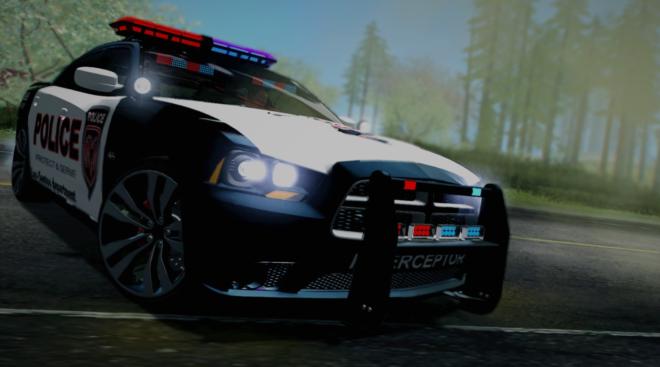 Dodge Charger SRT8 – LSPD Police Interceptor