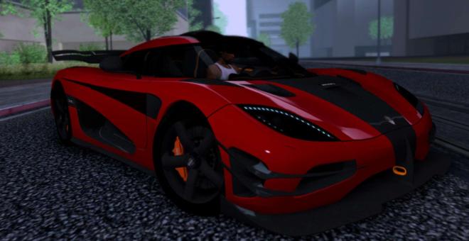 Koenigsegg One 2014