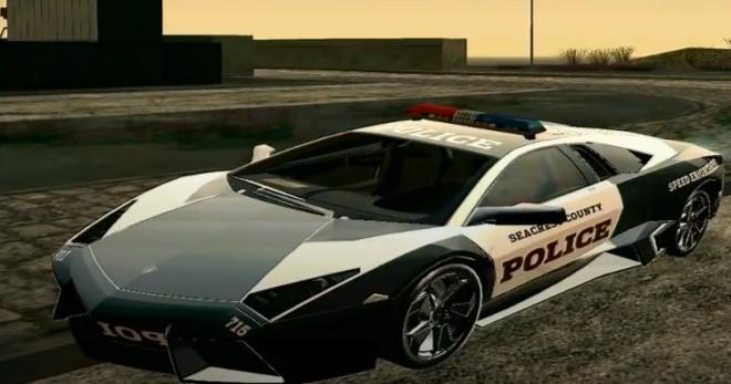 Lamborghini Reventón – Speed Enforcer Edition
