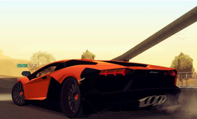 Lamborghini Aventador LP700-4 RENM Tuning