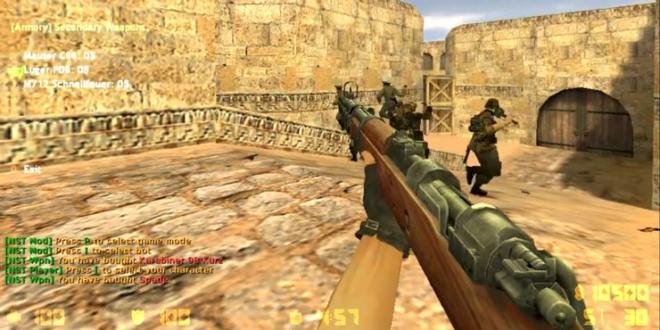 Gun Game Mod