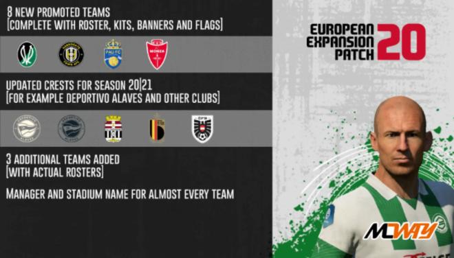 European Expansion Patch