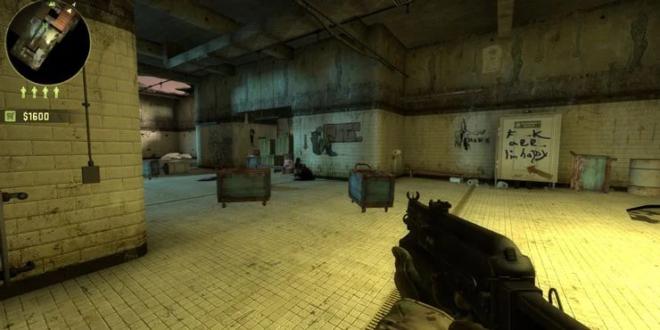 Моды на карты Half-Life