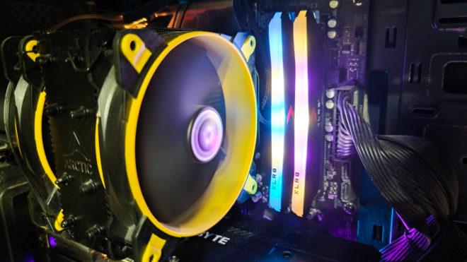 XLR8 Gaming EPIC-X RGB 32GB DDR4 3600MHz