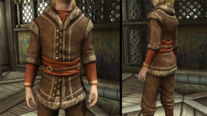 Colovian Fur Armor
