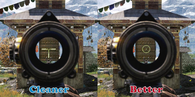 FC4 Attachments Mod - Preview
