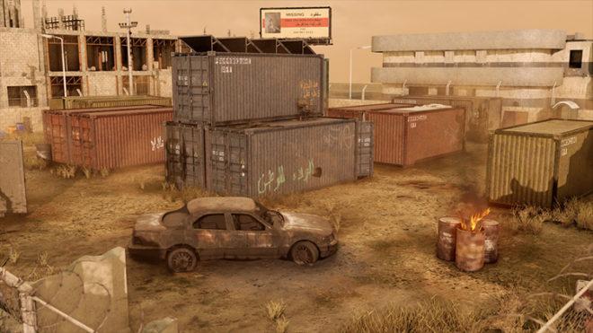 Shipment Insurgency: Sandstorm mod screenshot