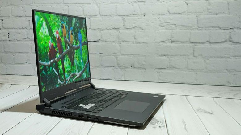 Обзор игрового ноутбука Asus ROG Strix G17 – RTX Шредингера