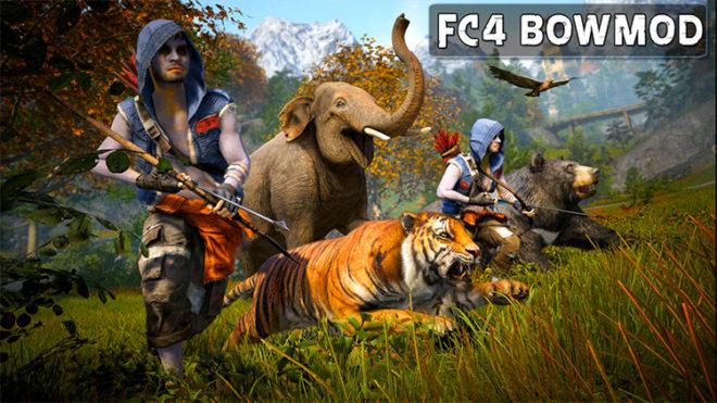 FC4 Bow Mod