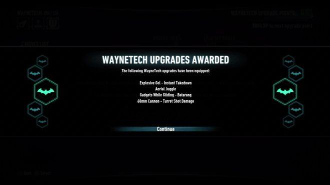 WayneTech Booster Pack