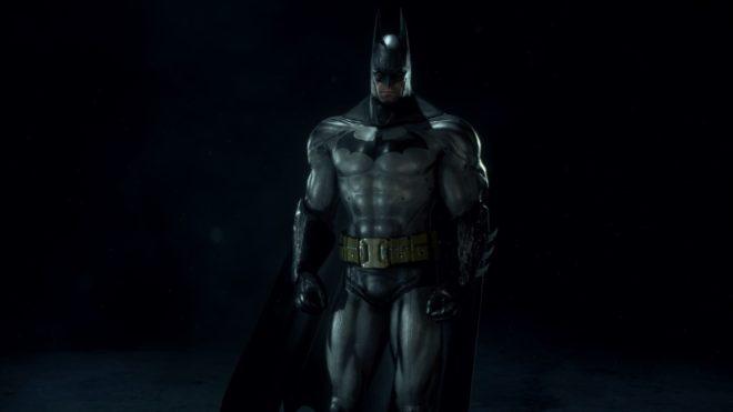 Return to Arkham City Batsuit
