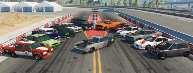 Meo's Drag Parts Pack