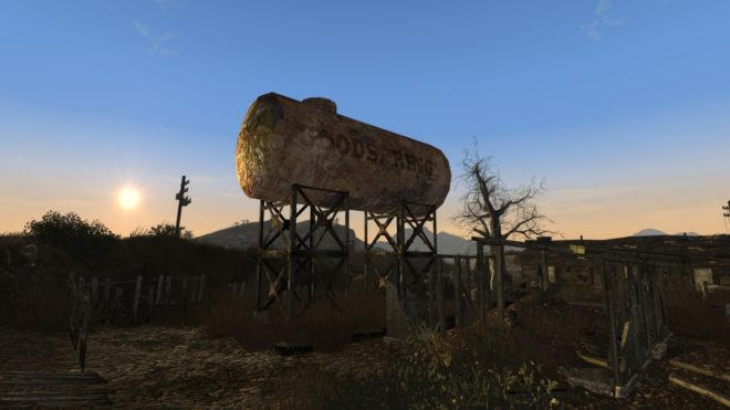 FNV Realistic Wasteland Lighting