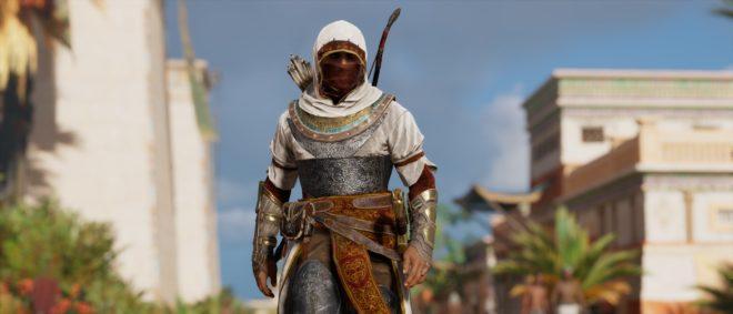 Persian Assassin Armor