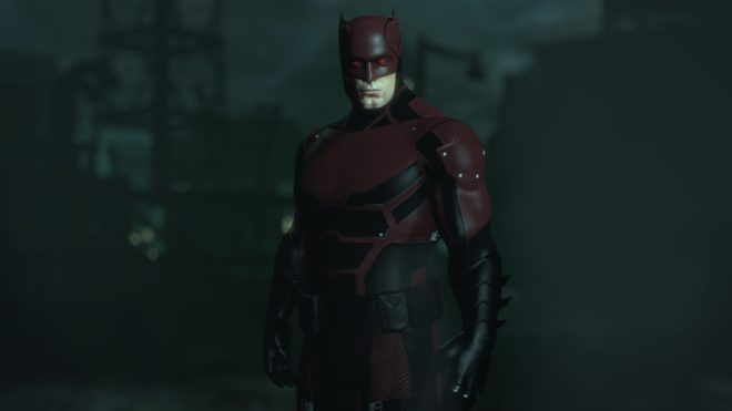 Netflix's Daredevil – Batman Year One