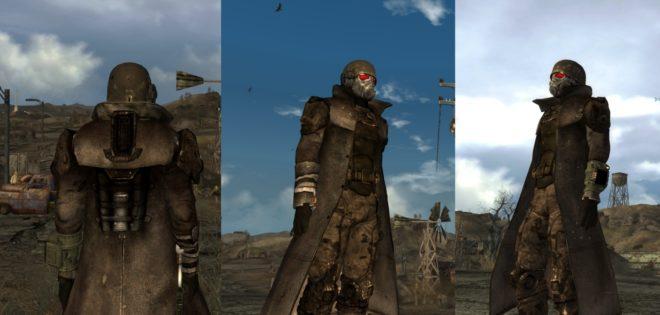 Advanced Recon Stealth Armor