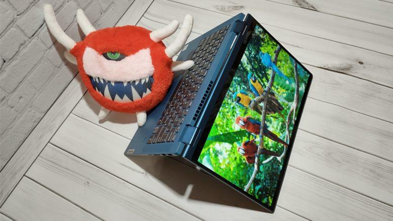 Обзор ноутбука Lenovo IdeaPad Flex 5 – Доступный трансформер