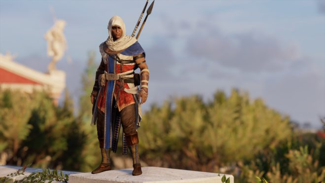 Greek Hedj Outfit