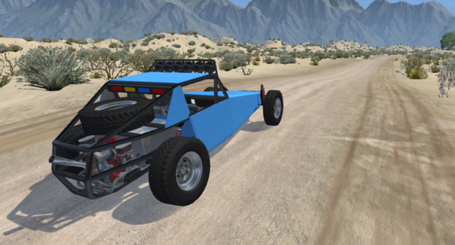Trackfab Autobello Buggy