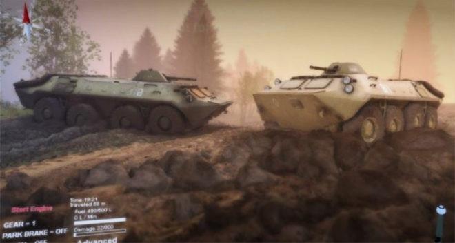 BTR-70 (STALKER) v1.5