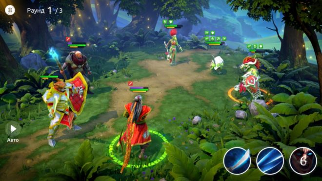 Age Of Magic: Heroes Legends