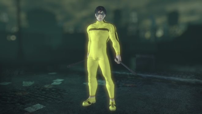 Bruce Lee For Nightwing