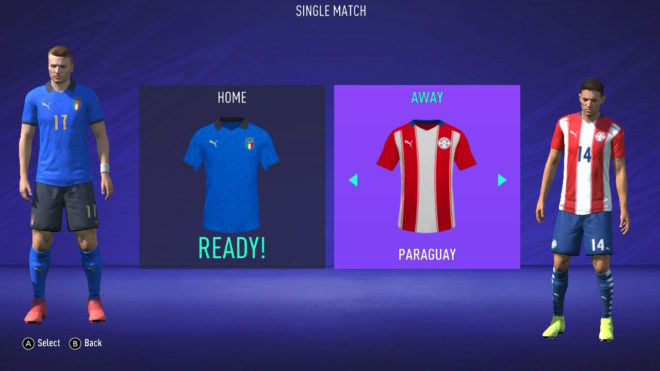 FIFA 21 Nintendo Switch Patch