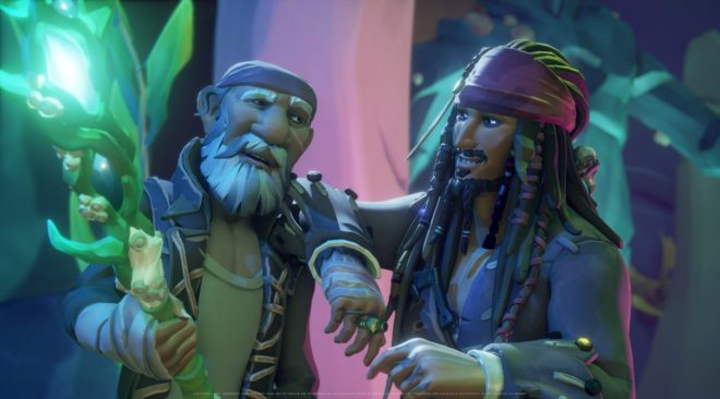 Sea of Thief's: A Pirate's Life