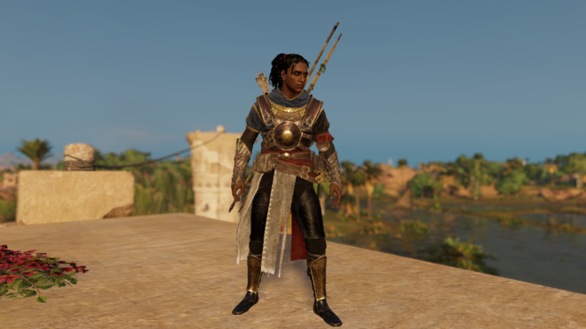 Prince of Persia Outfit
