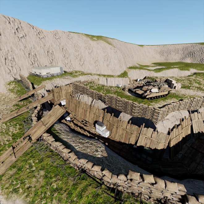 Trenches Insurgency: Sandstorm mod screenshot