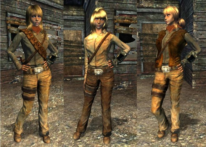 Type3 Body and Armor Replacer