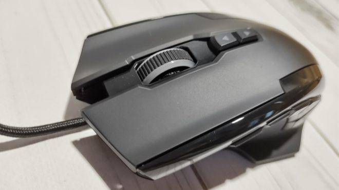 Обзор игровой мыши HIPER QM-3 Solatris