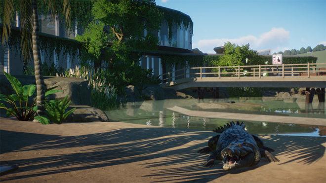 Tropical Reptile House