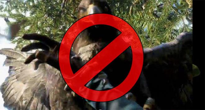 No Eagles in Far Cry 4