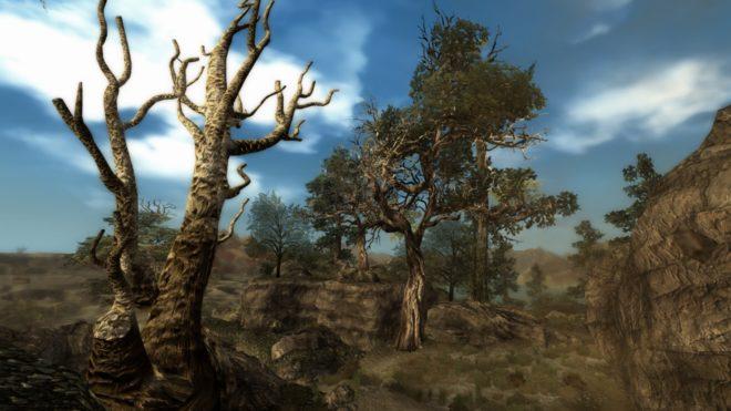 Wasteland Flora and Terrain Overhaul