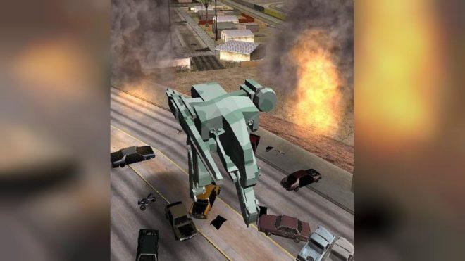 Metal Gear REX