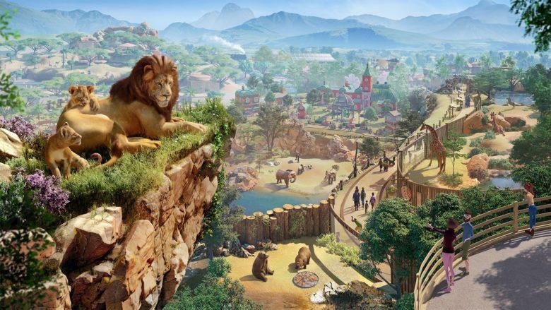 Лучшие моды для Planet Zoo