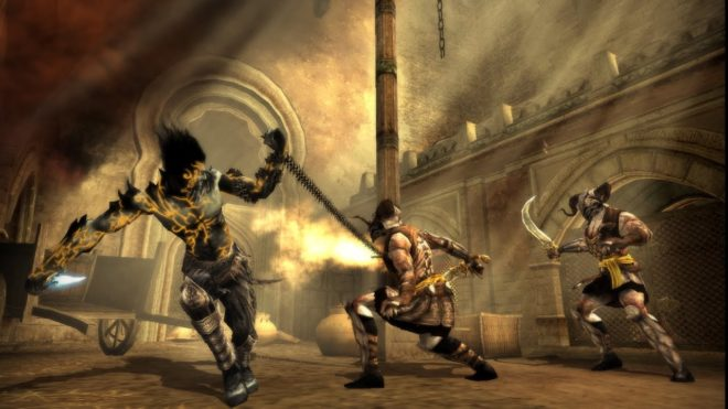 Prince of Persia: The Two Trones