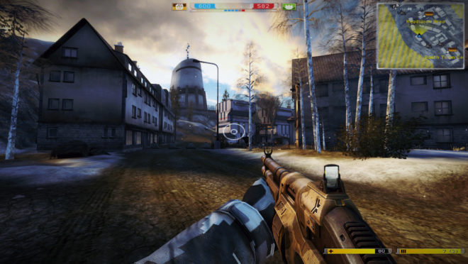 BF2142: Single Player Experience