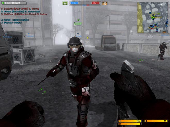 Zombie Mod 2143