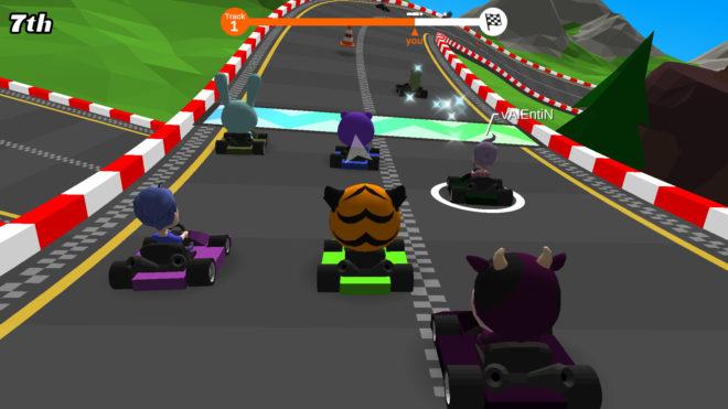 Go Kart Run!