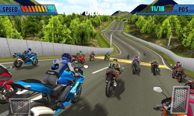 Fast Rider Moto Bike Racing