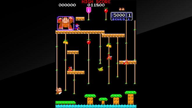 Arcade Archives Donkey Kong Jr.