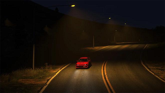 City Lights Addon