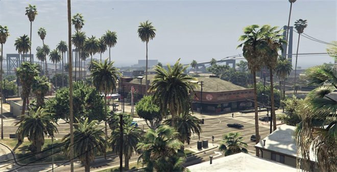 Grand Theft Auto Remastered Addon