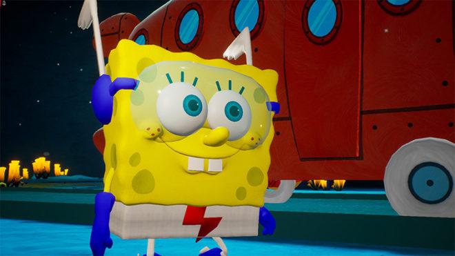 Quickster Spongebob