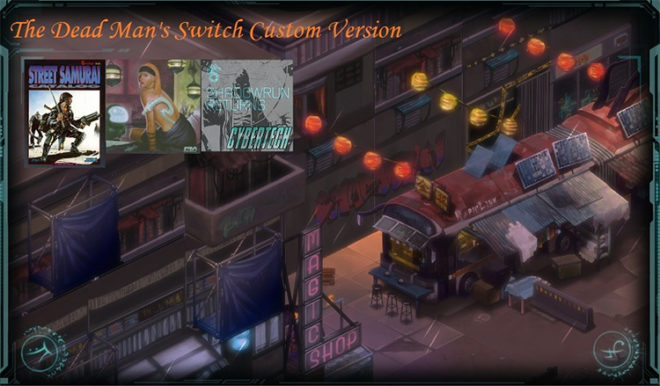 The Dead Man's Switch Custom Version