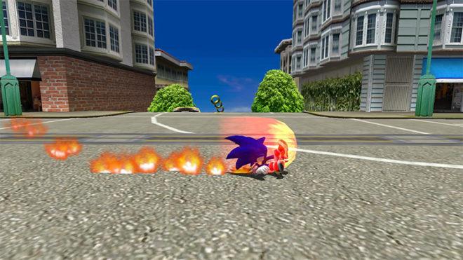 Fast Somersault